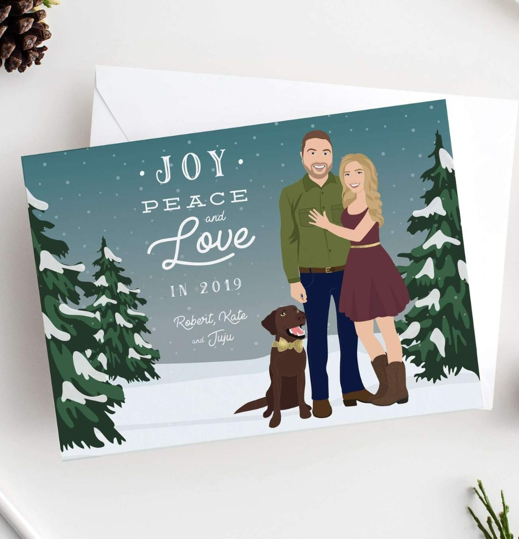 The Holidays are right around the corner, so you need to get your holiday card plans ready!! These amazing Holiday Cards with Couple
