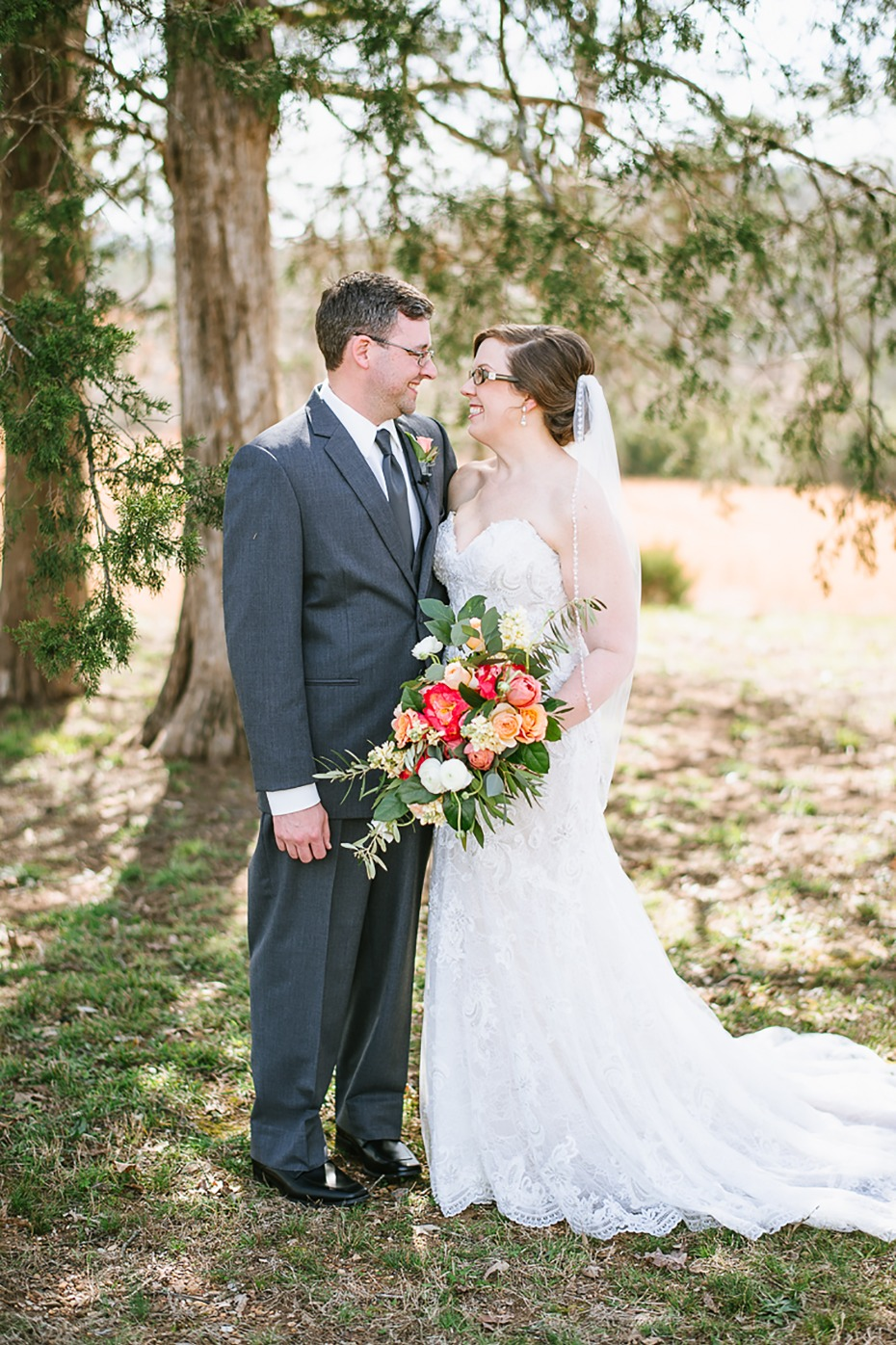 Elegant chic wedding at Cold Springs Events