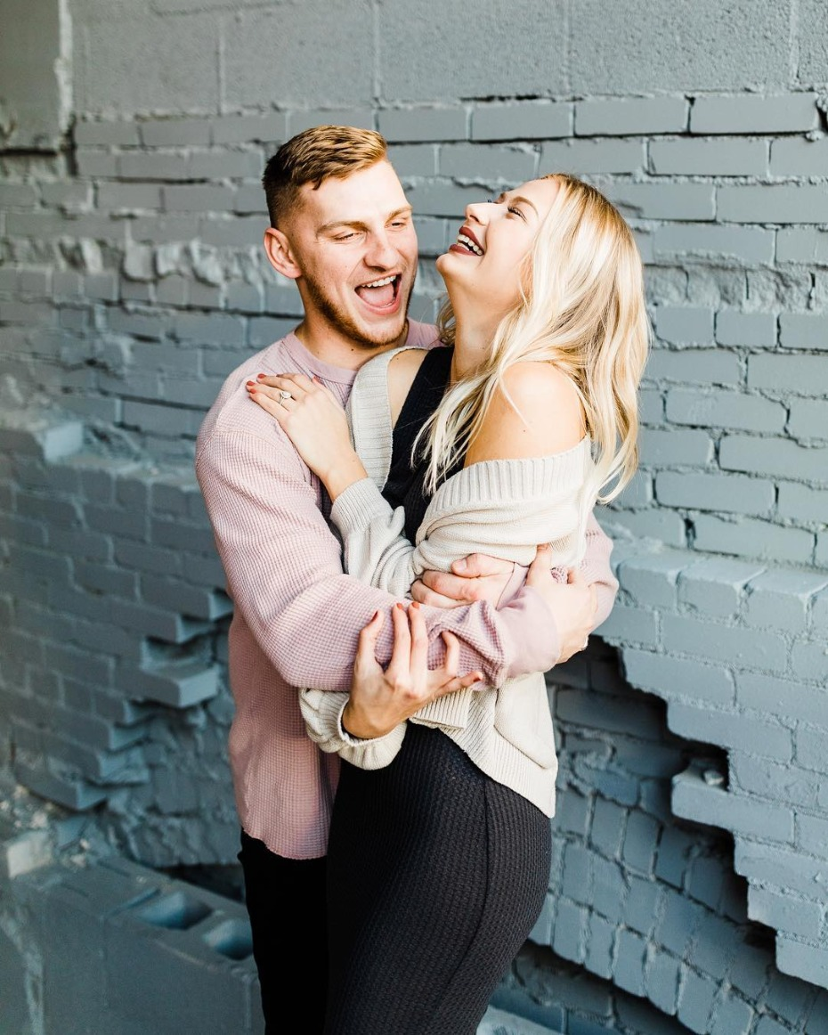 engagement photos by Radion Photography