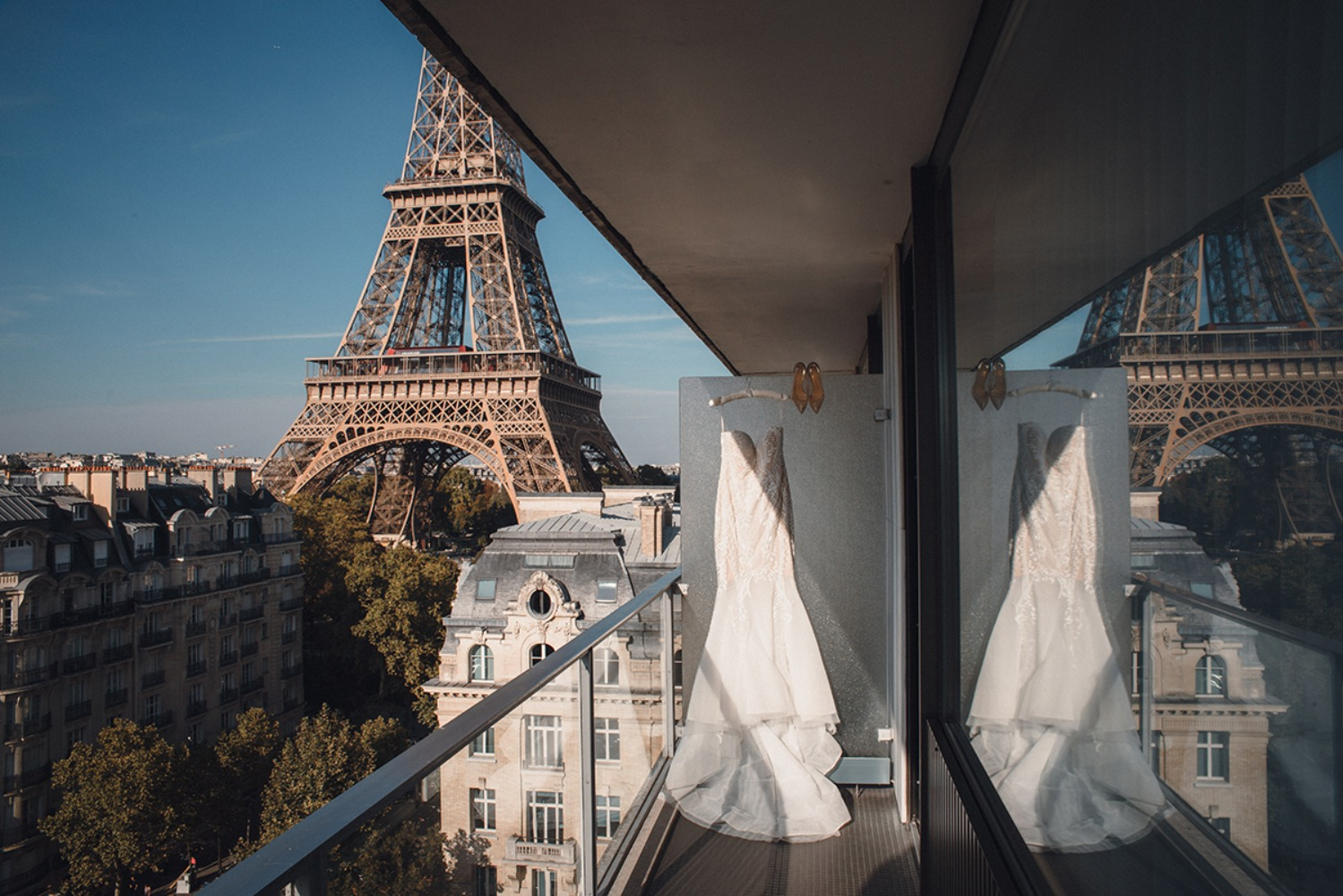 Get married in Paris