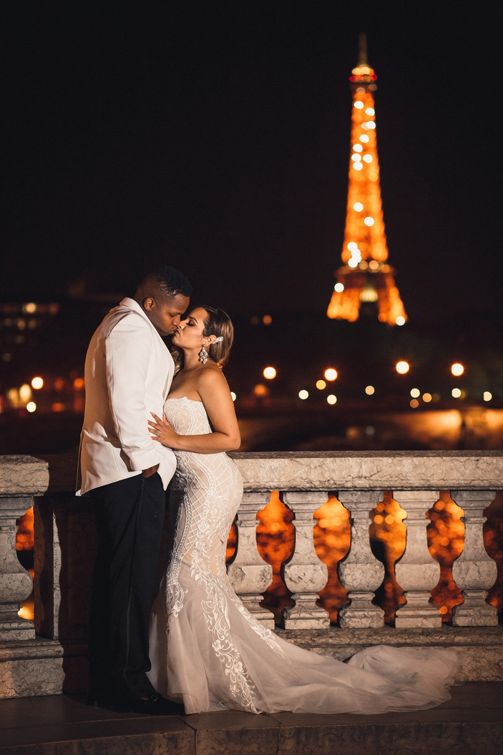 Dream wedding in Paris