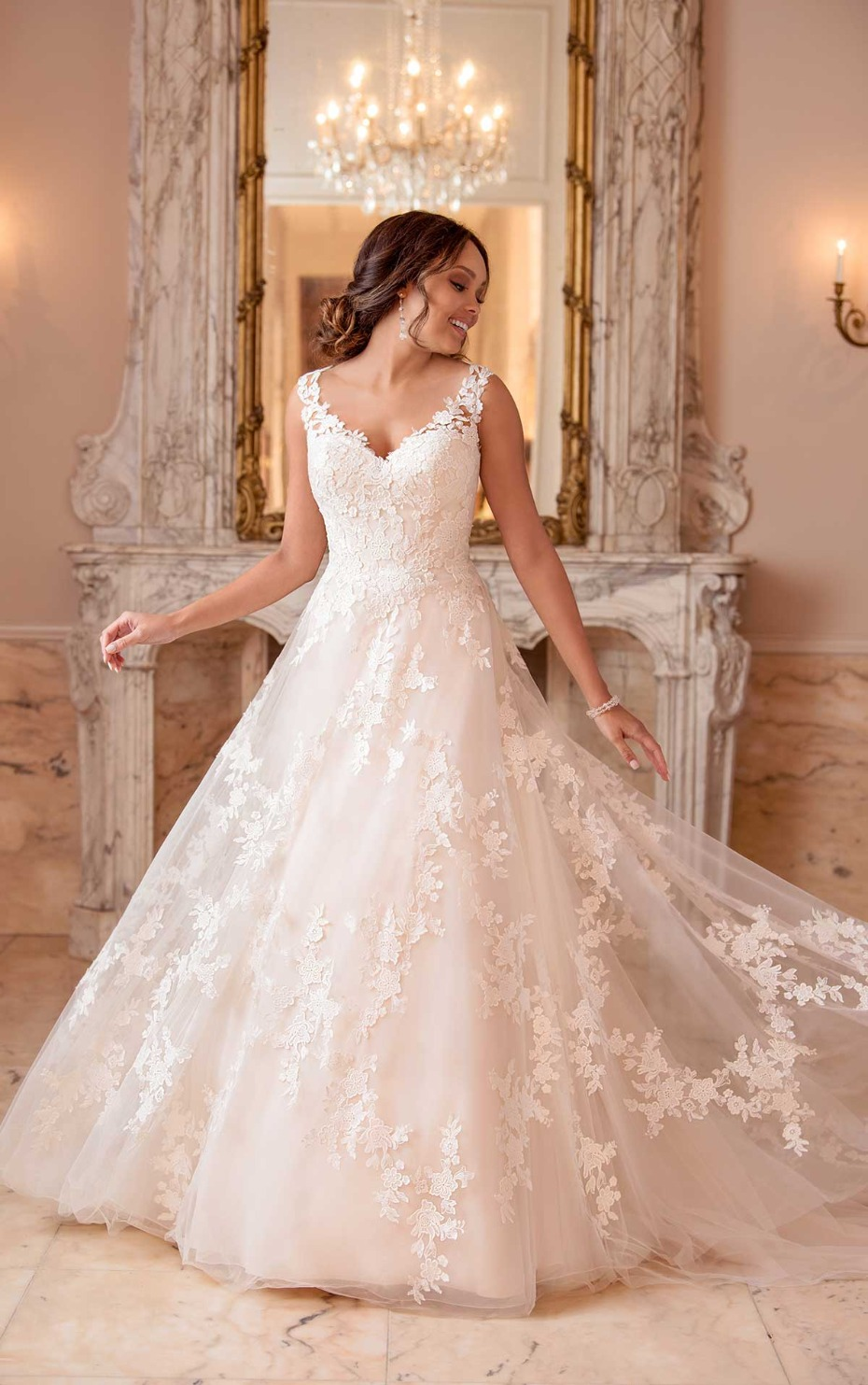stella-york-style-6649-a-line-cap-sleeve-lace