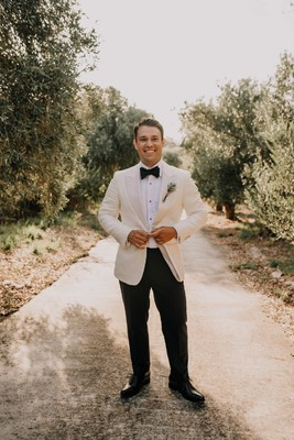 Natural and Rustic Outdoor Wedding on the Island of Crete