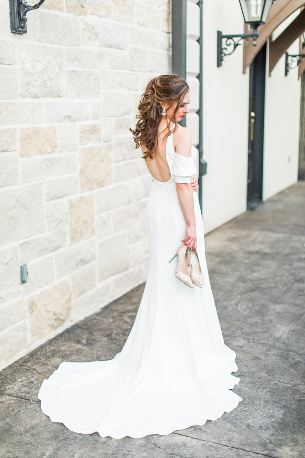 wedding dress from Beatitude Bridal Boutique
