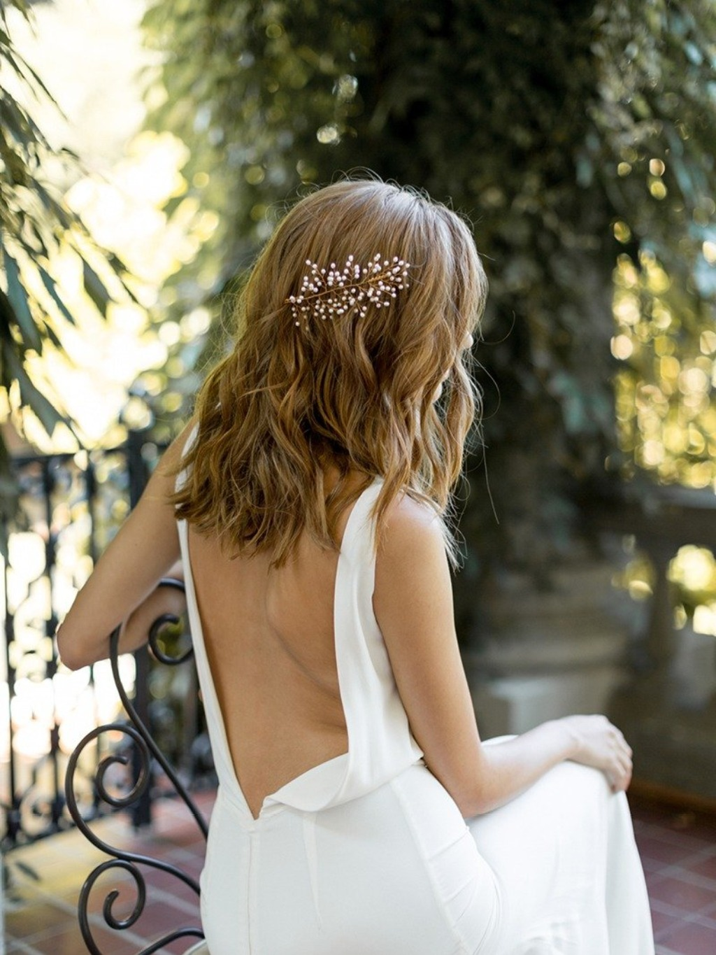 Backless dresses are sensational, simple, and so, so sexy.