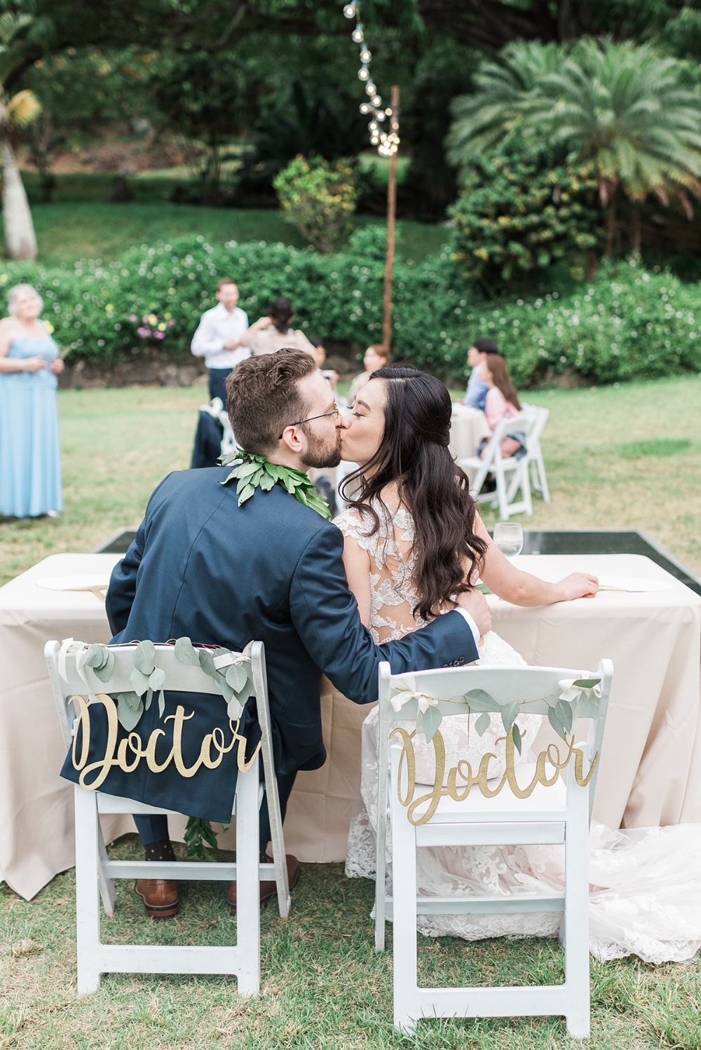 doctor doctor wedding seat signs