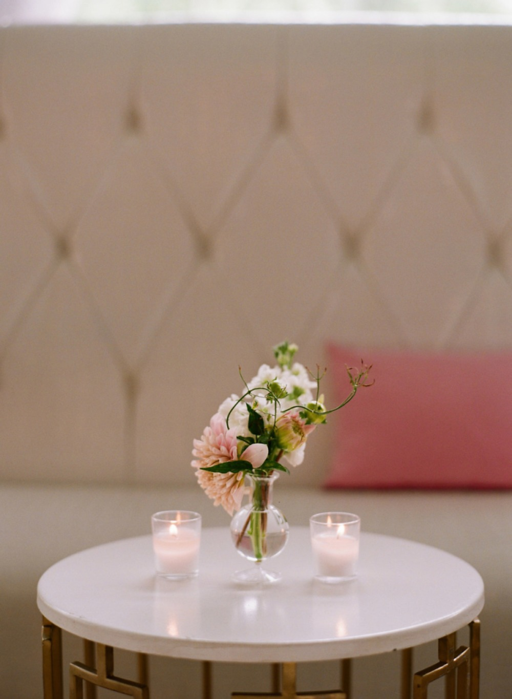 sweet little floral accent decor