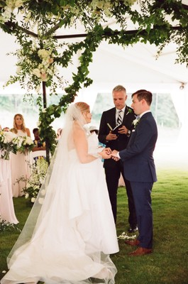 A Tented Wedding Like You've Never Seen