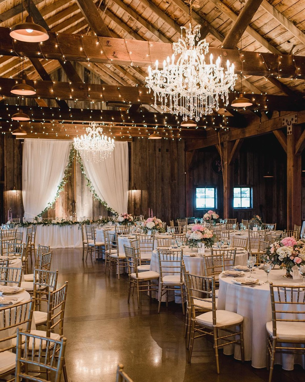 So in love with this beautiful venue! @thekelleyfarm
