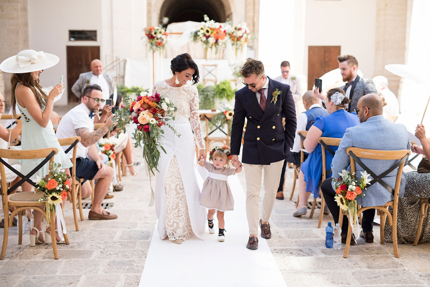 Thought Italian Weddings Couldn't Get Any More Fab?