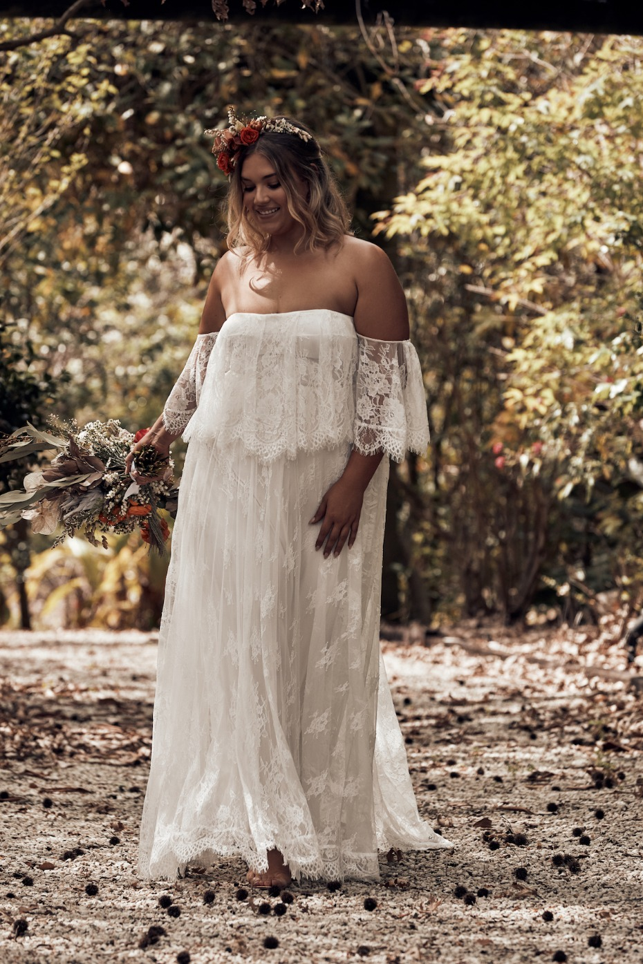 Grace Loves Lace Franca Gown for Icon Collection