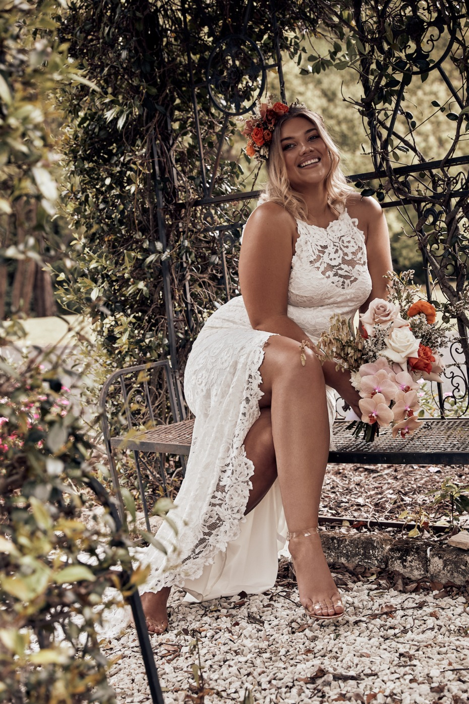 Grace Loves Lace Alexandra Gown from Icon Collection