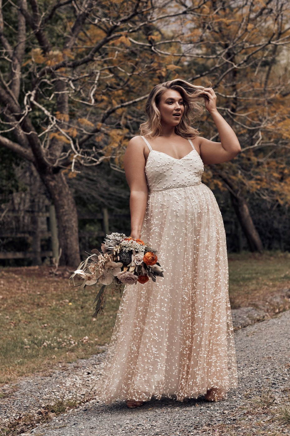 Grace Loves Lace Menha Gown for Icon Collection