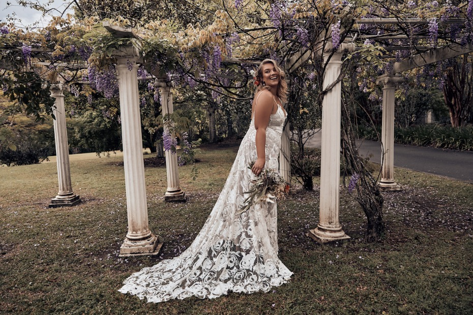 Grace Loves Lace Rosa Gown for Icon Collection