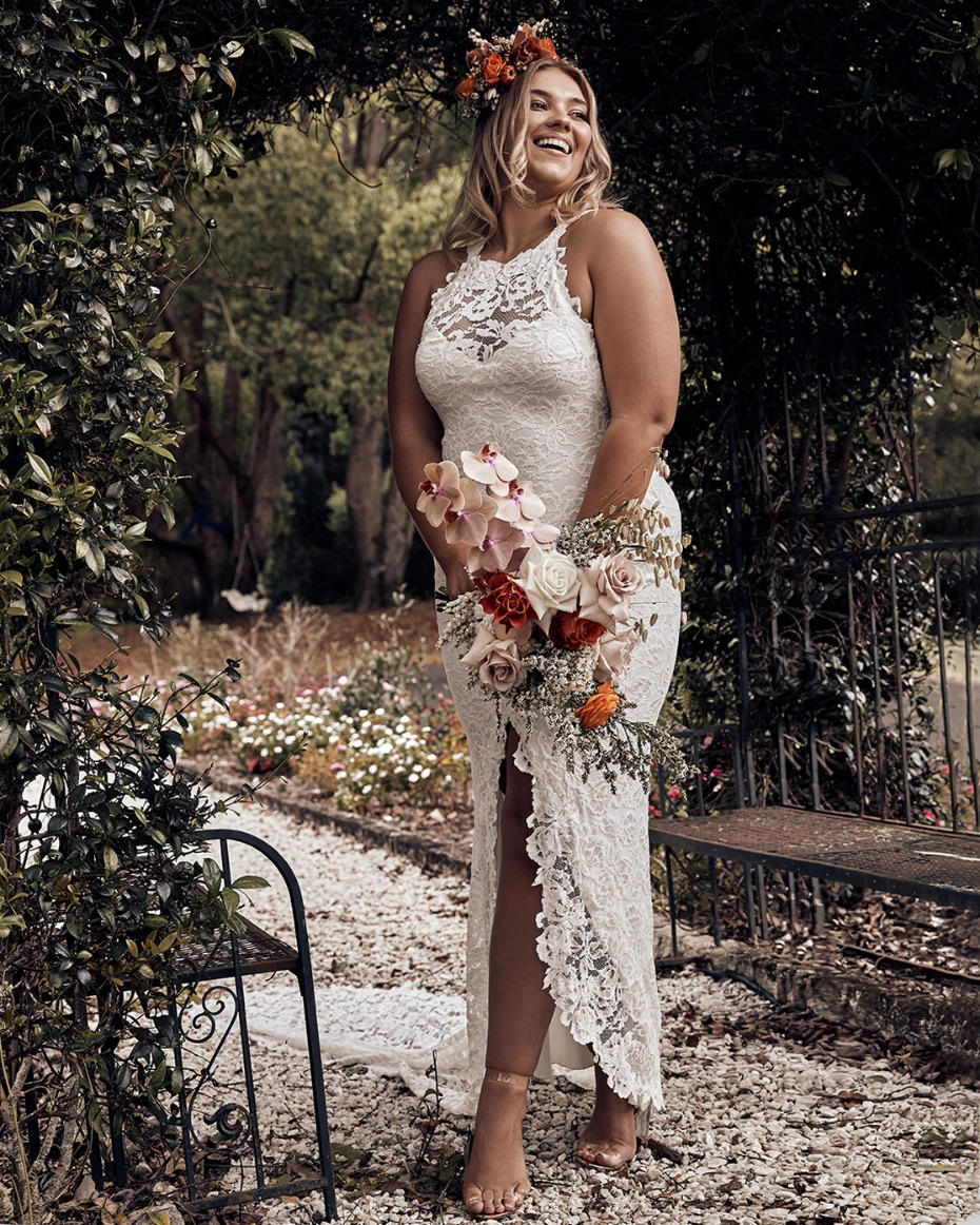 Grace Loves Lace Alexandra Gown for Icon Collection