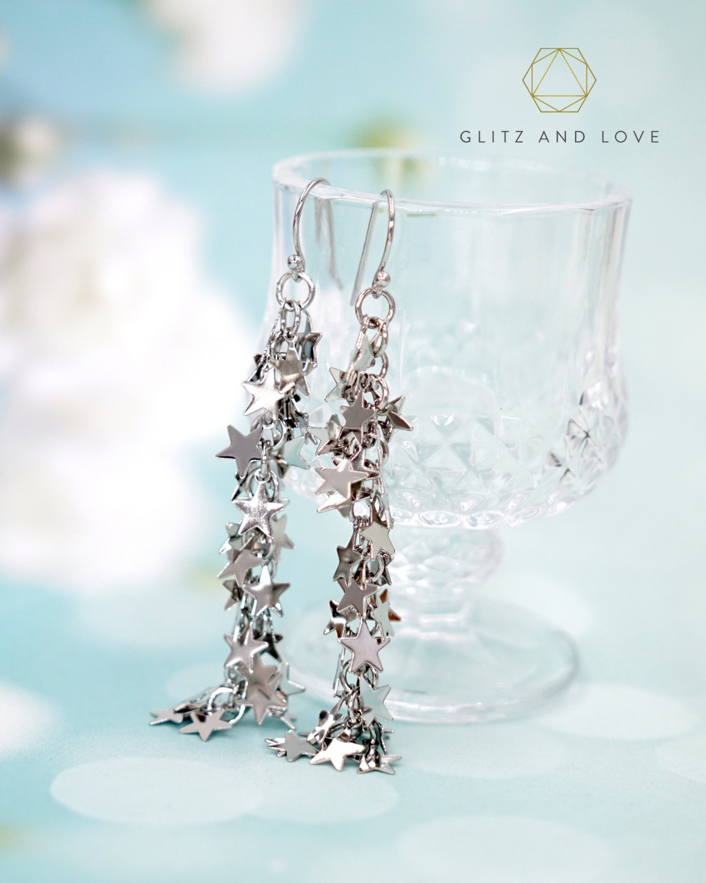 Thousands Stars Earrings - Welcome to Glitz & Love where you will find a collection of exquisite and intricately handcrafted pieces