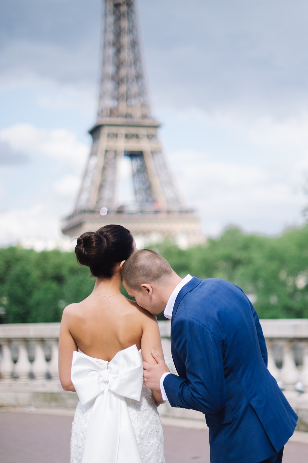Eloped to Paris