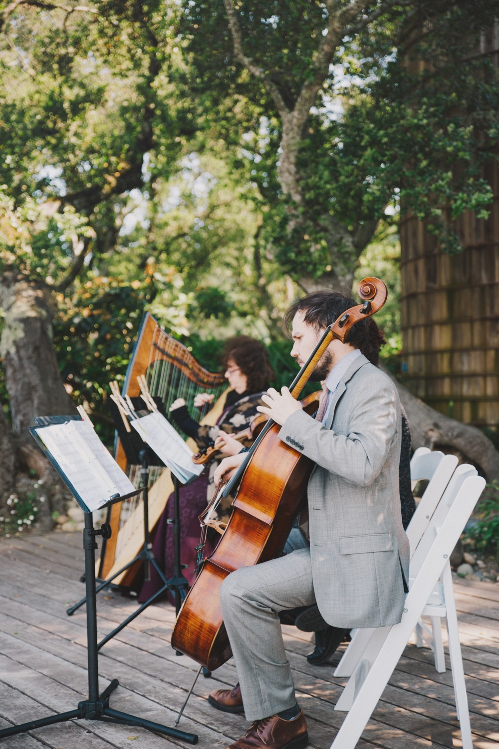 live wedding music