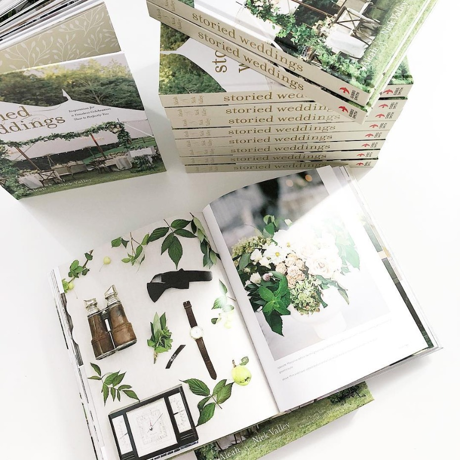 Storied Weddings Inside Floral and Gift Inspiration