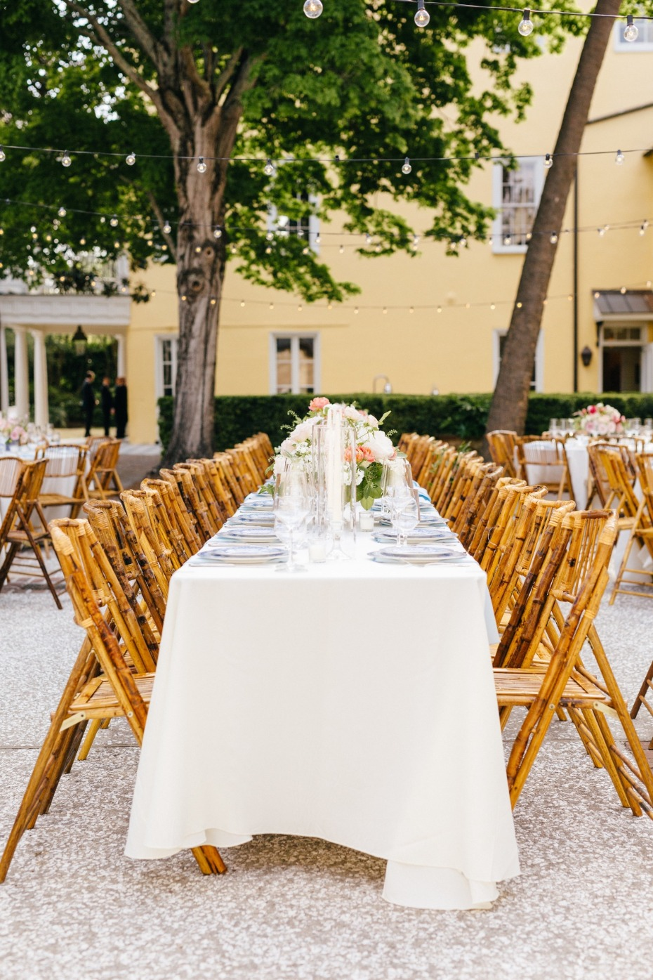 Family-style reception
