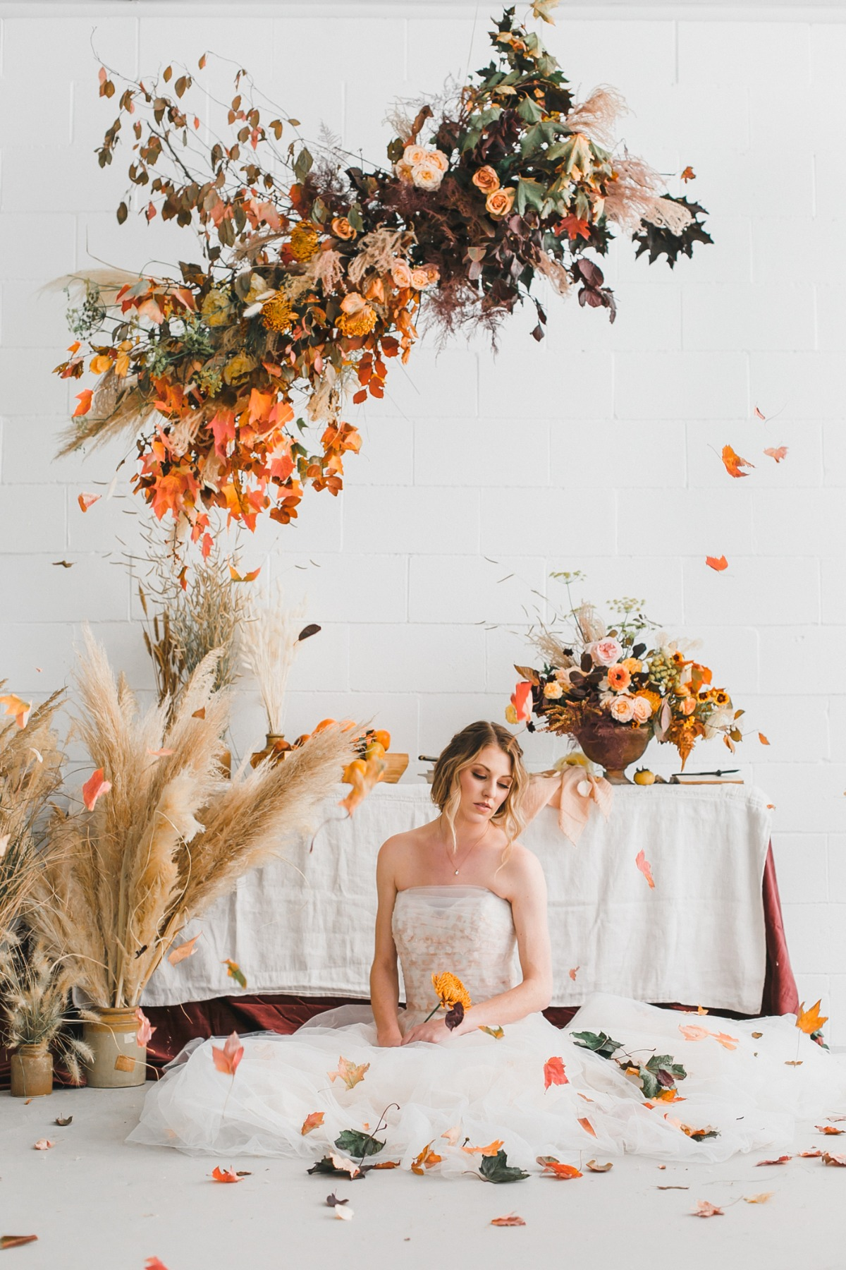 Dreamy fall inspired by looks