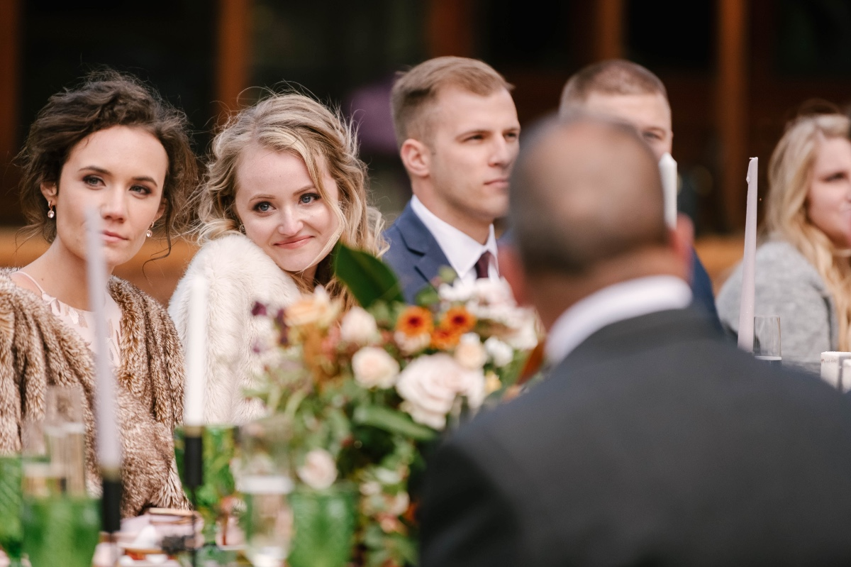 sweet candid wedding photos