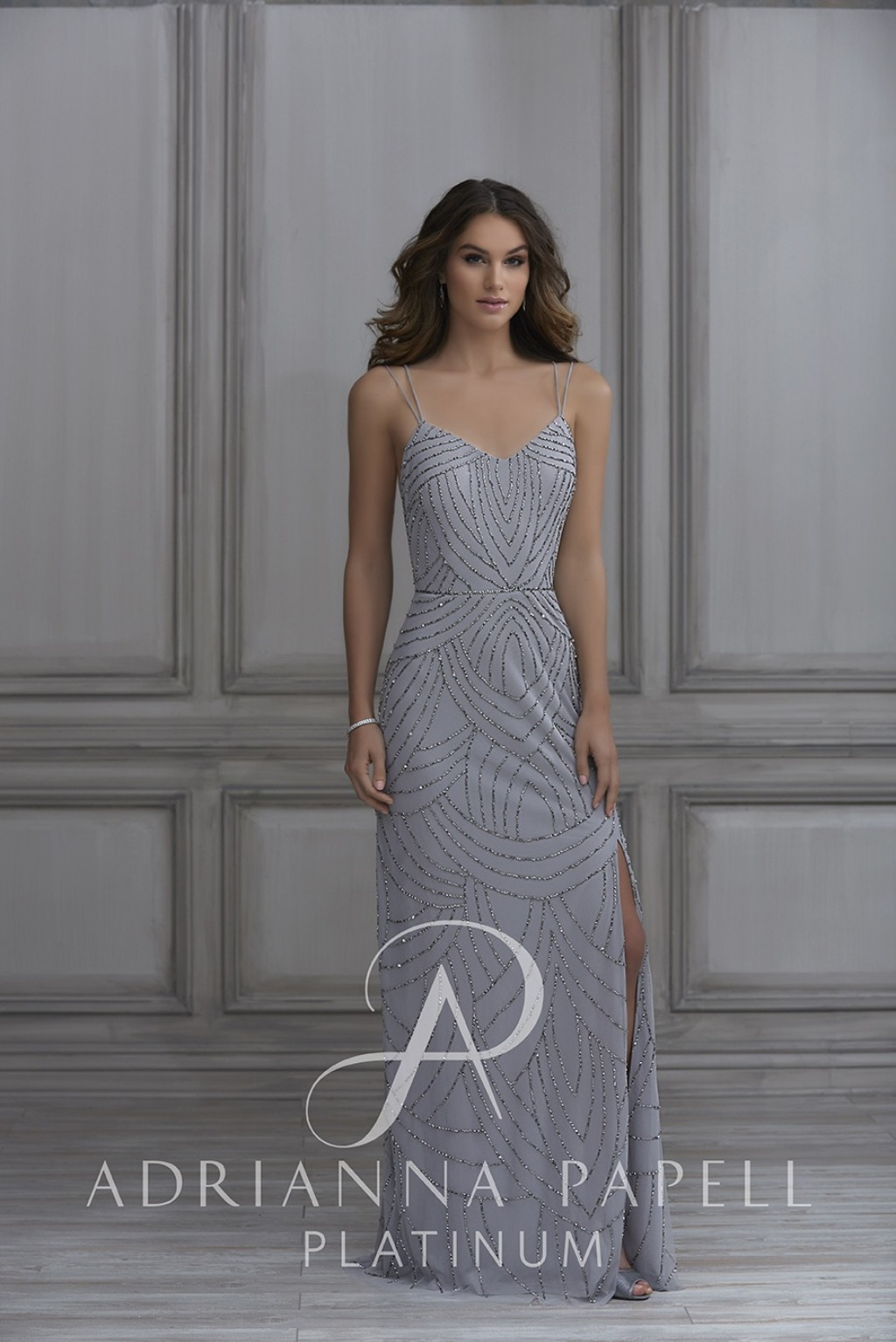 Highlighting Adriana Papell Bridesmaids