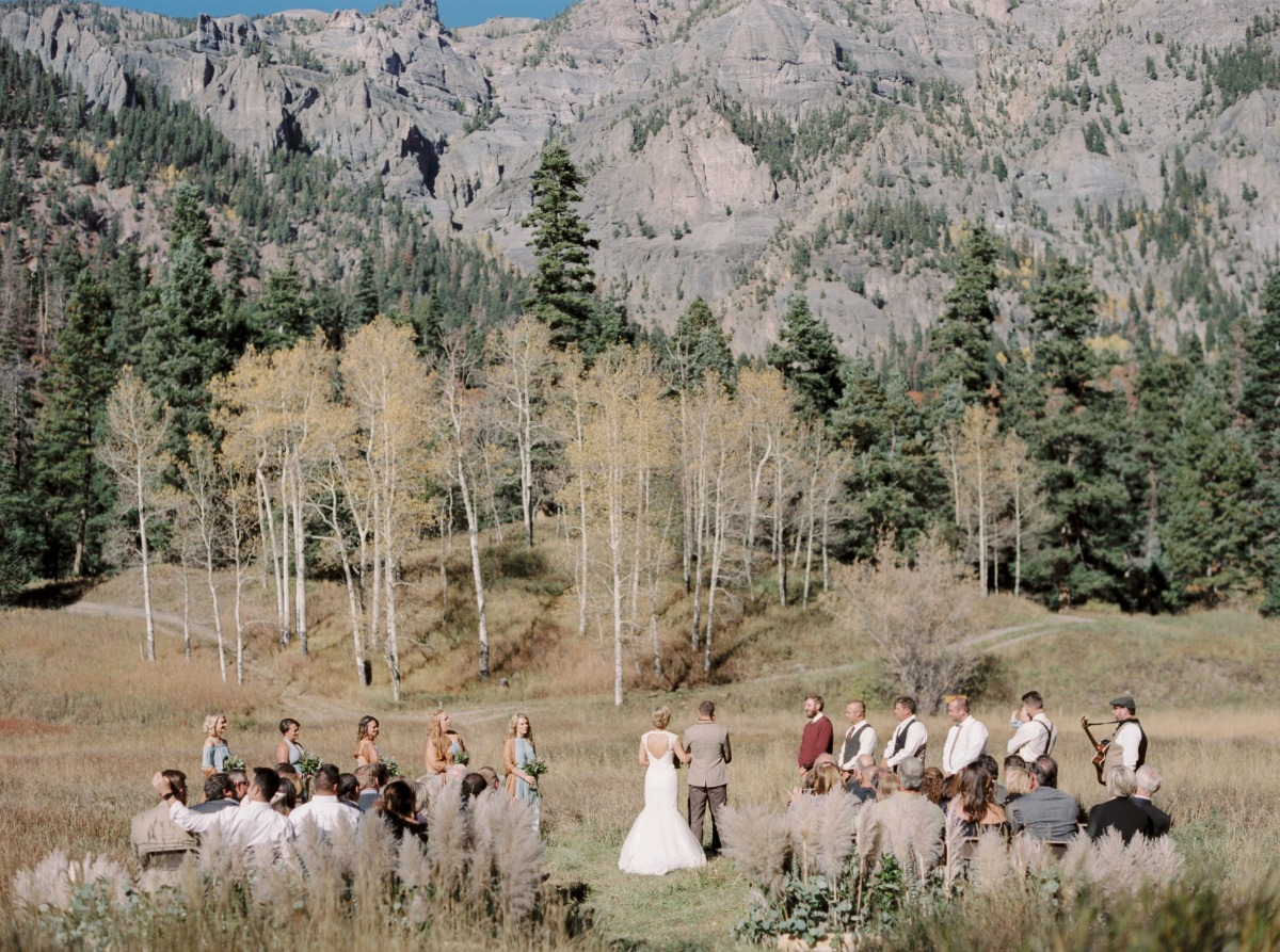 How To Have A Mountain Adventure Wedding
