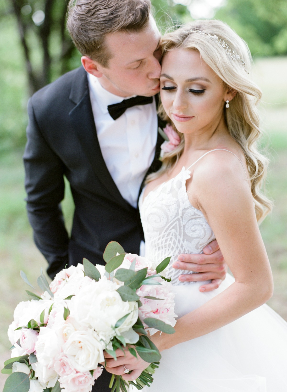 Elegant wedding in Texas
