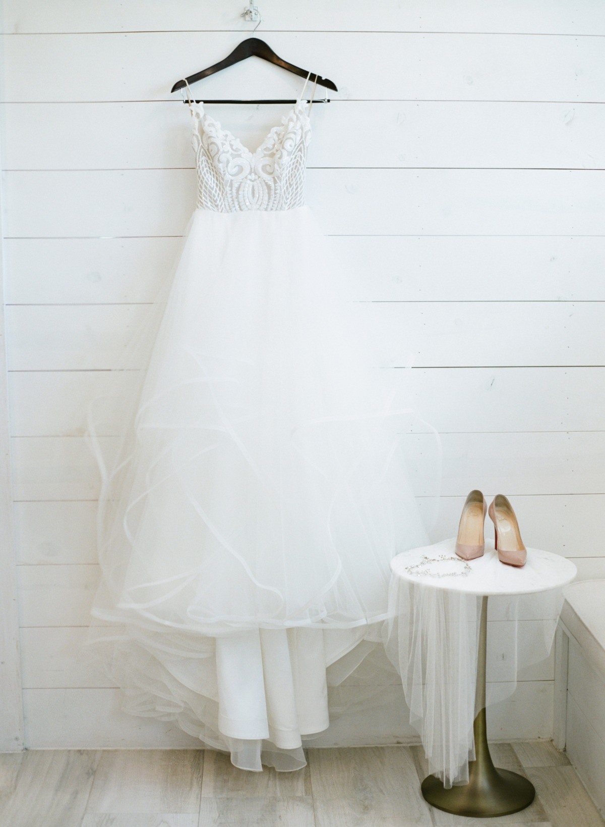 Blush by Hayley Paige wedding dress