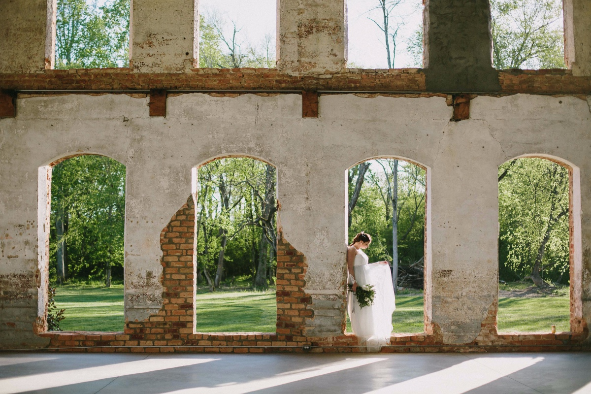 romantic wedding venue in North Carolina