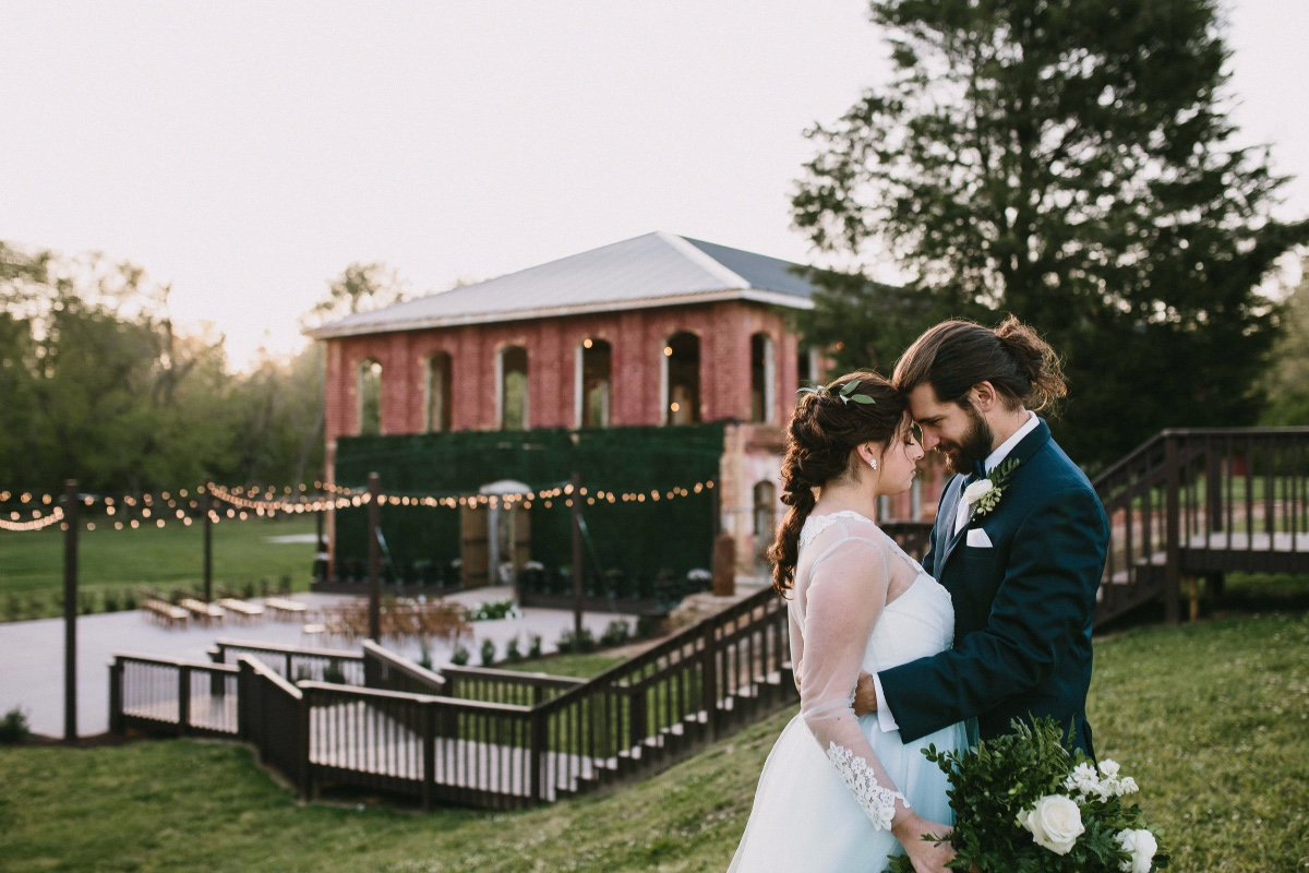 The Providence Cotton Mill wedding venue