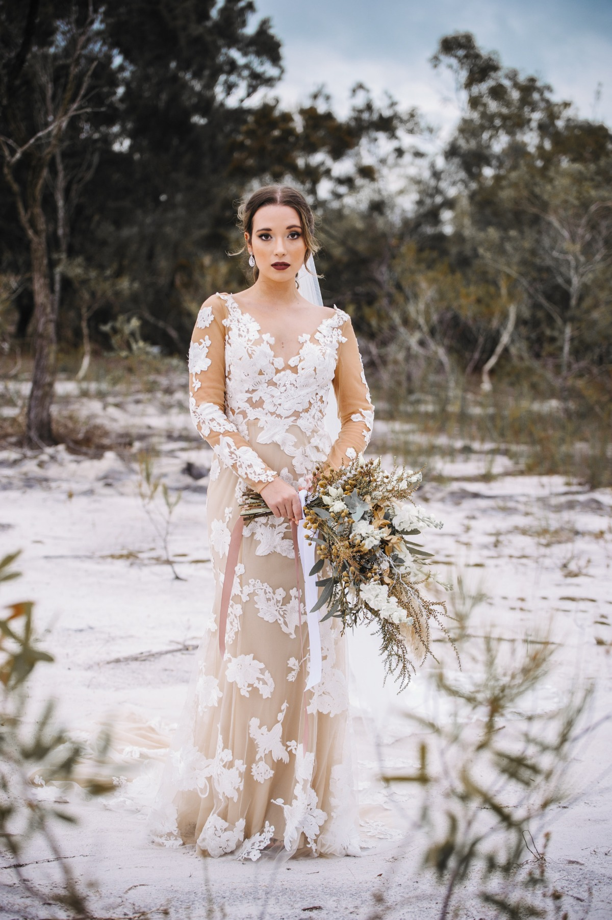Vivienne Gown from Goddess by Nature