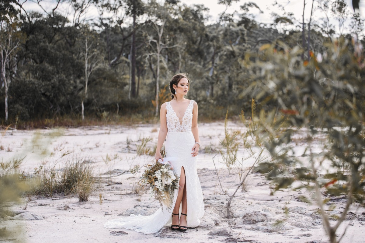 The Hailey gown from Goddess by Nature