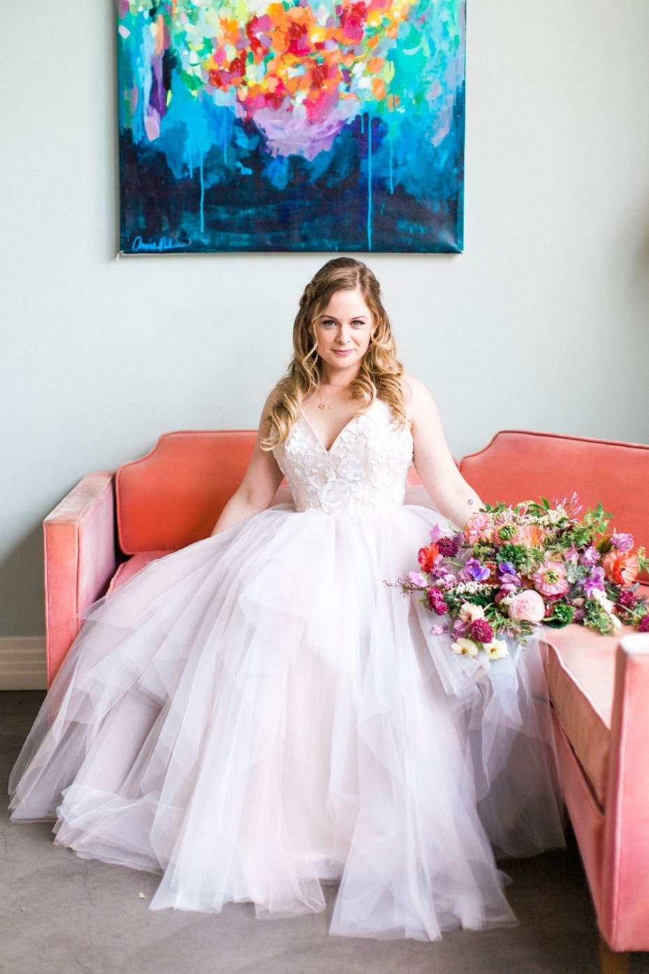 10 Real Brides in Hayley Paige Dresses You Can't Miss