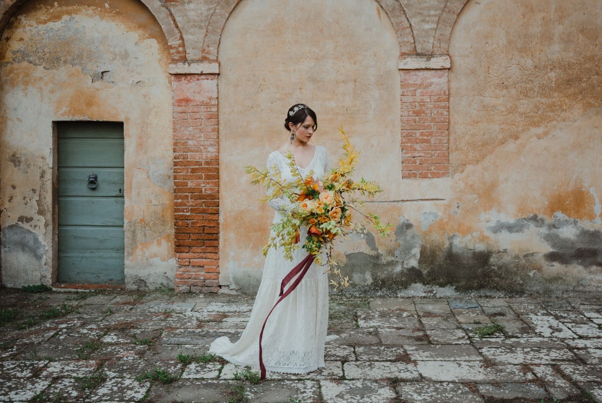 wedding style for your fall wedding
