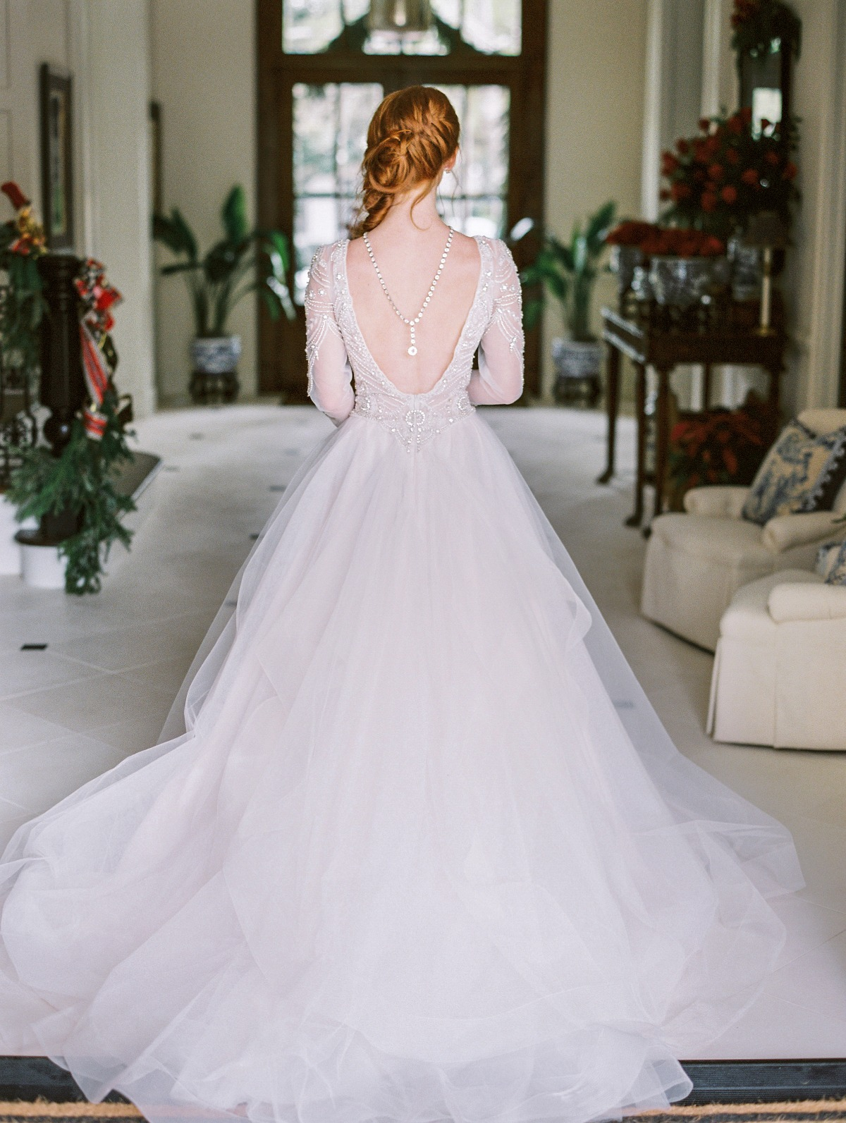 The Amalia Carrara Eve of Milady wedding dress