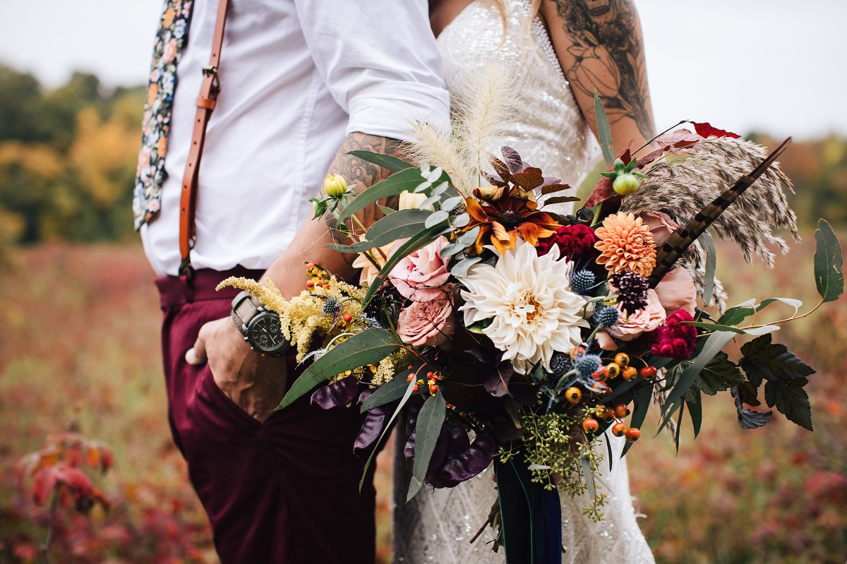 A Fall Bohemian Inspired Styled Shoot With Treasured Heart
