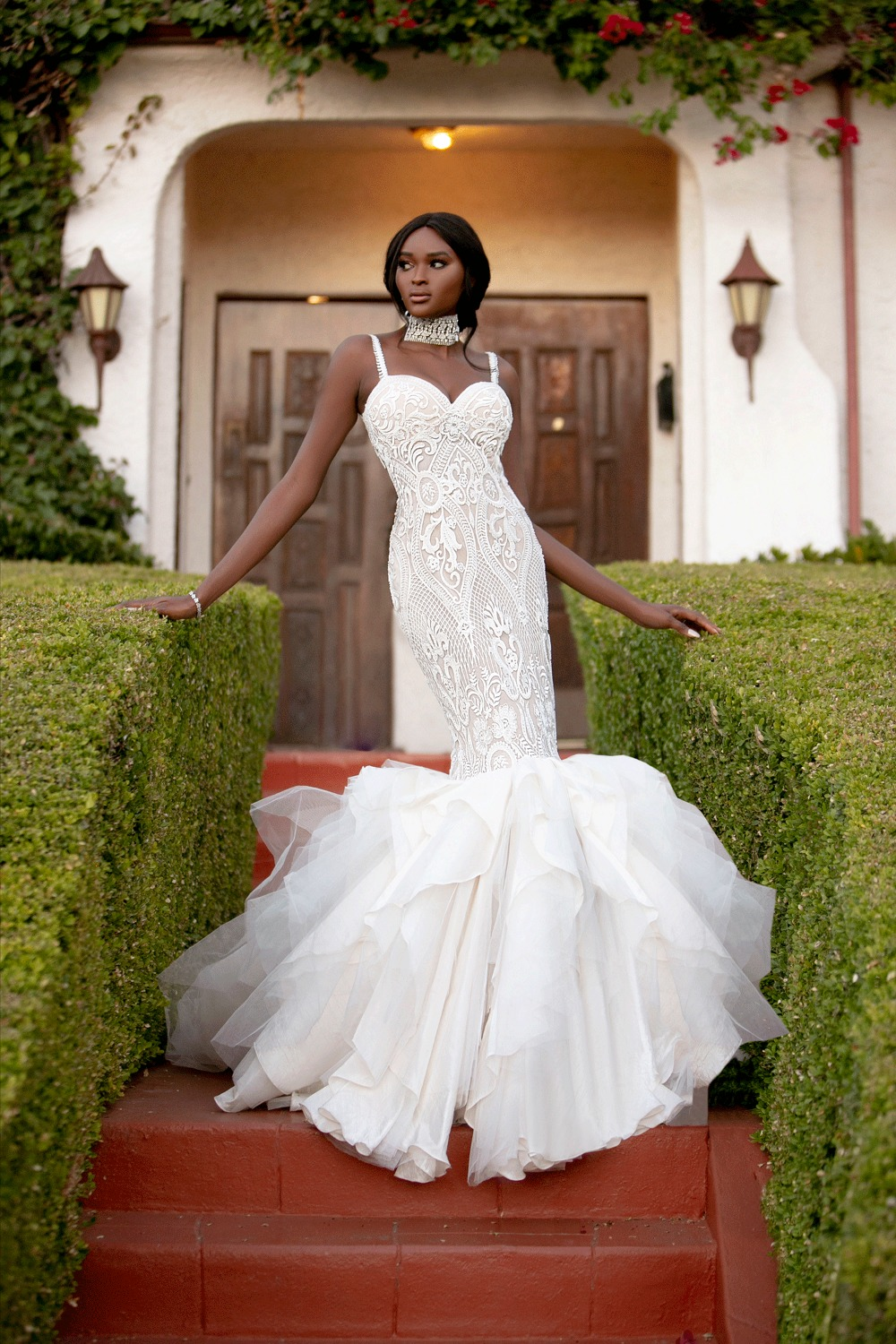 Fierce Lady Dress Collection by Naama & Anat Haute Couture