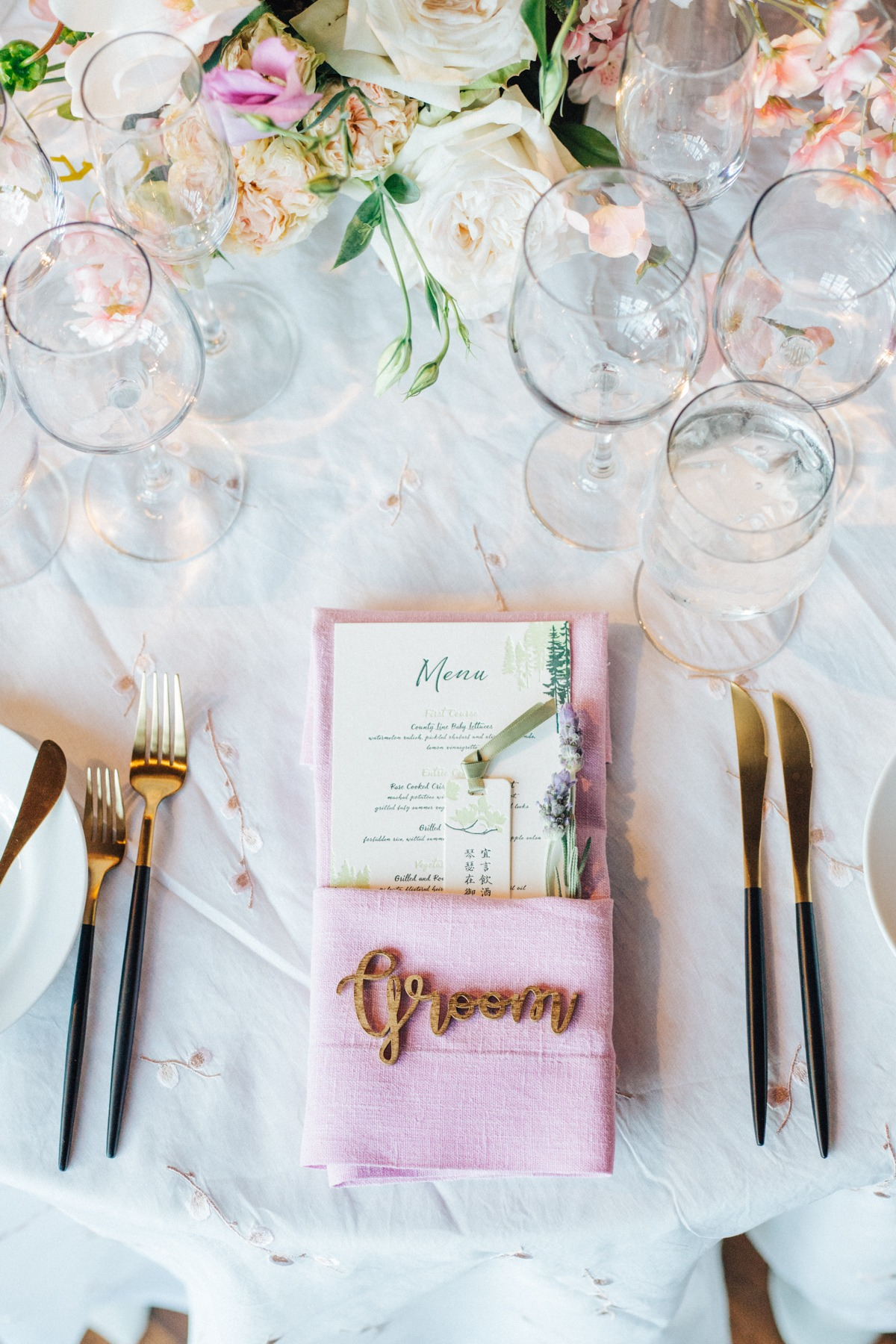 Place setting design