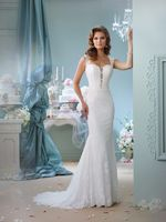 Enchanting By Mon Cheri Bridal Collection