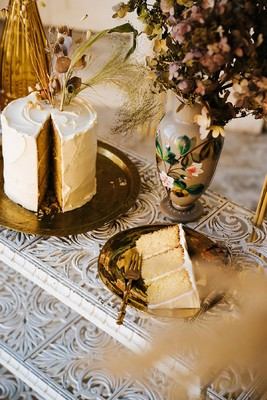 A Fall Vintage Wedding Inspiration at The Historic Somerley Estate
