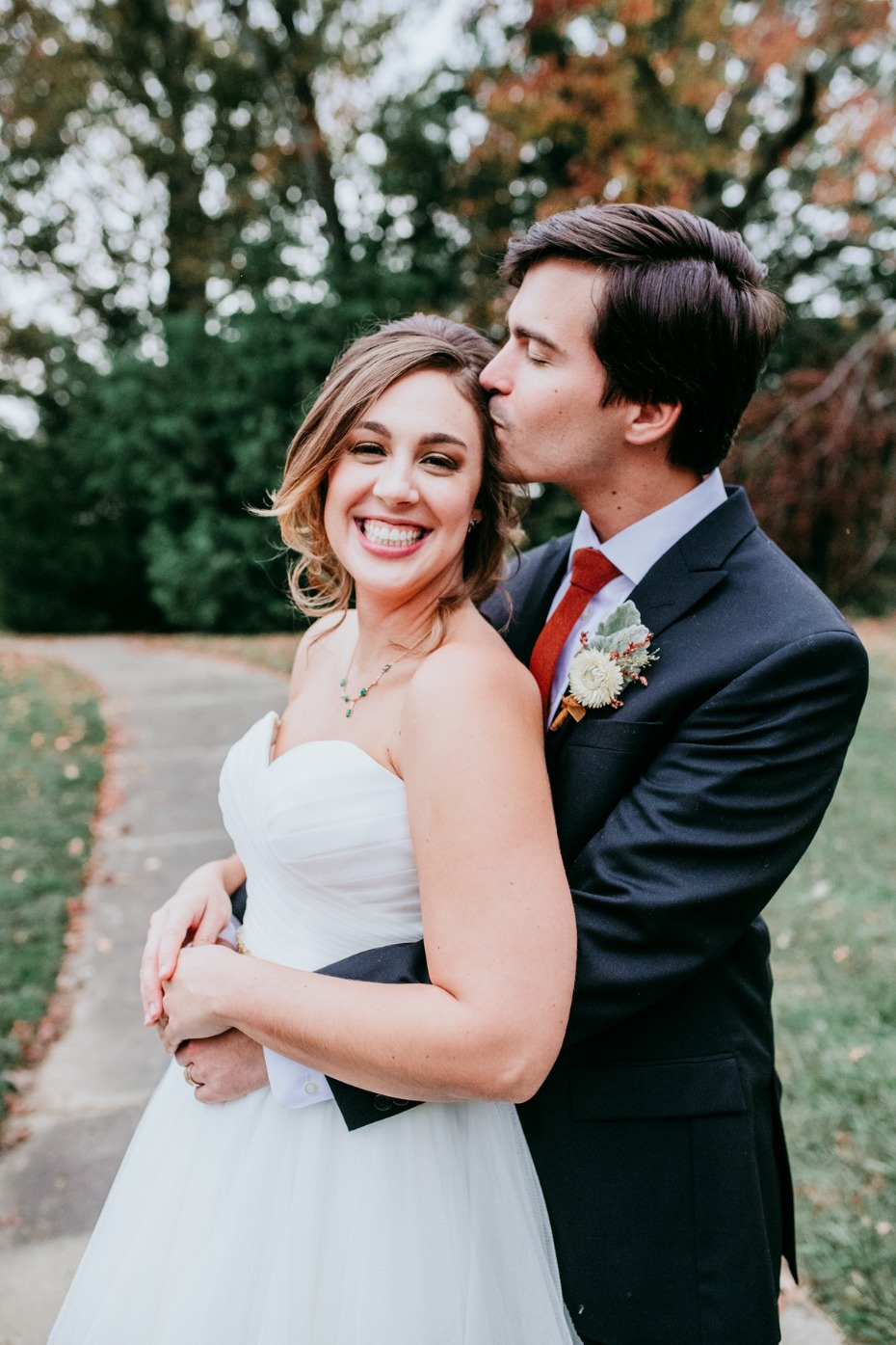 Autumn brunch-inspired wedding