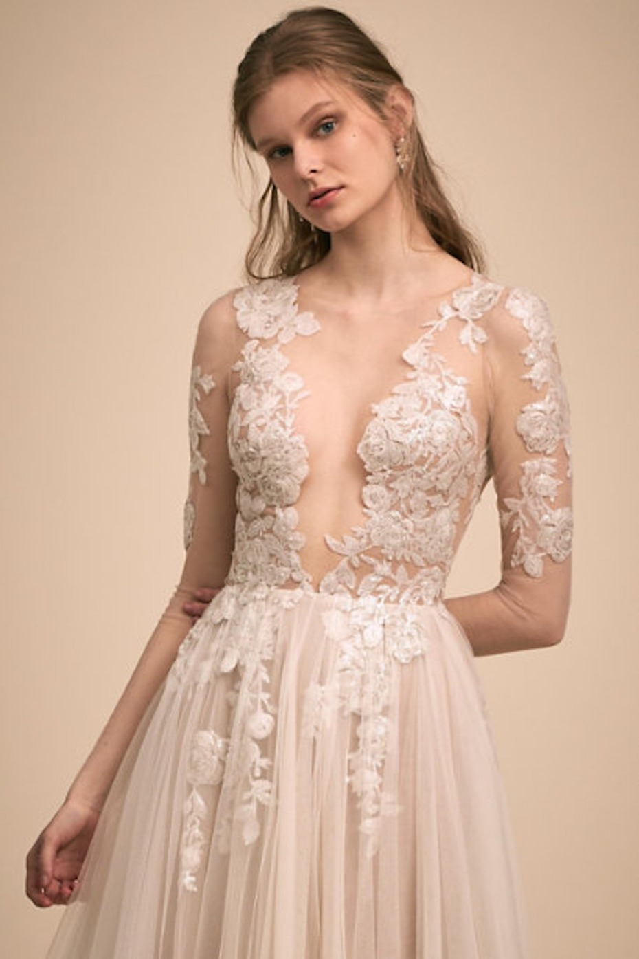 Bhldn Liz Martinez Sondrin Gown