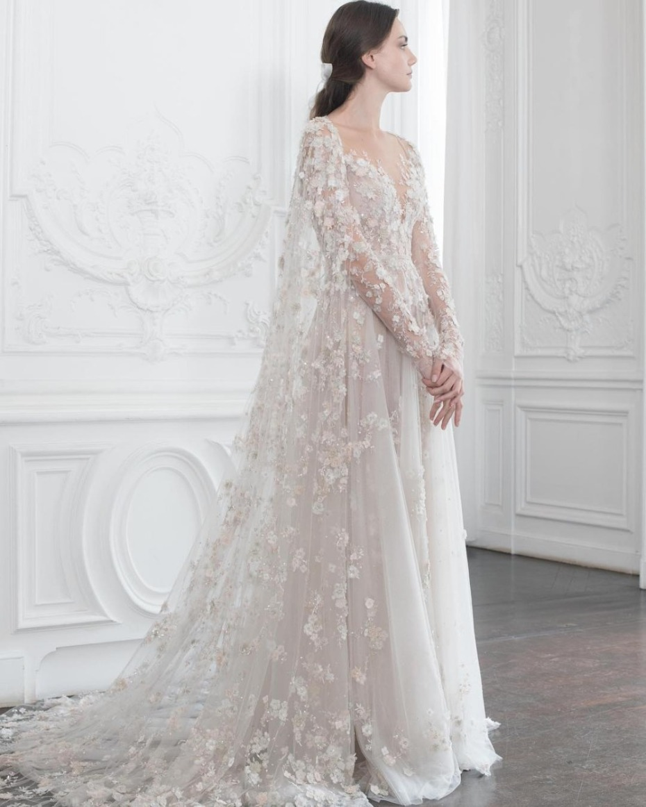 Paolo Sebastian The Nutcracker Fairy Queen Gown