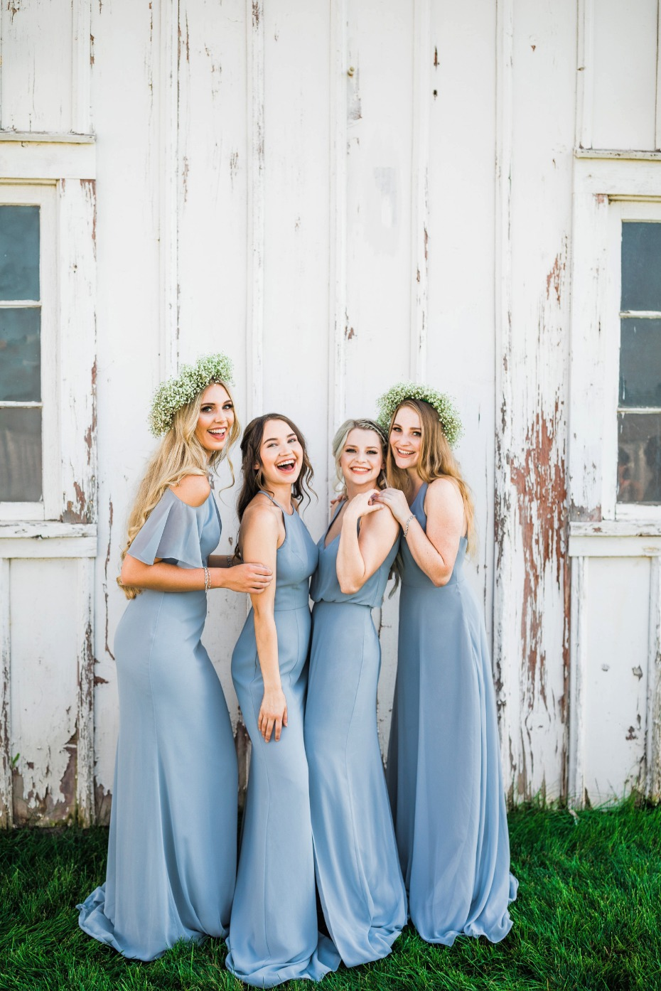 Dessy New Thread Bridesmaid Collection