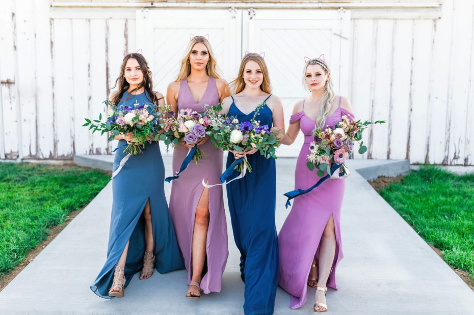 Dessy New Threads Bridesmaid Collection