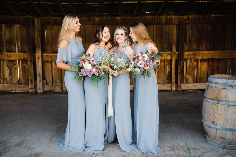 Dessy New Thread Bridesmaids Collection