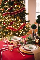 Rustic Holiday Party Decor Ideas