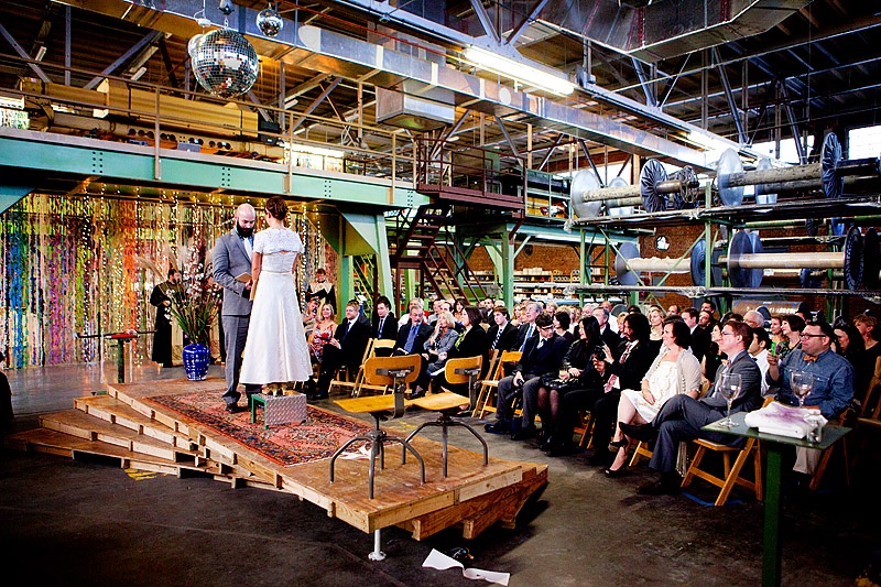 Asheville NC Industrial Themed Wedding ||| Artistic Photography Nationwide ❀ Contemporary Fine Art Documentary Photographer ❀ AVAILABLE